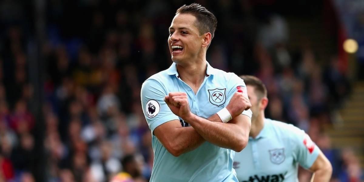 Se complica la titularidad de Chicharito Hernández con el West Ham