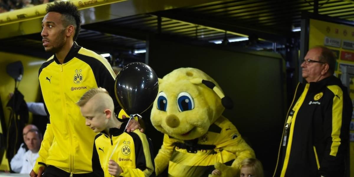 Borussia Dortmund apoya a mexicanos tras dos meses del sismo