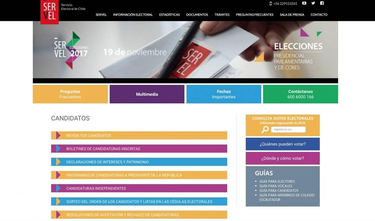 Elecciones 2017