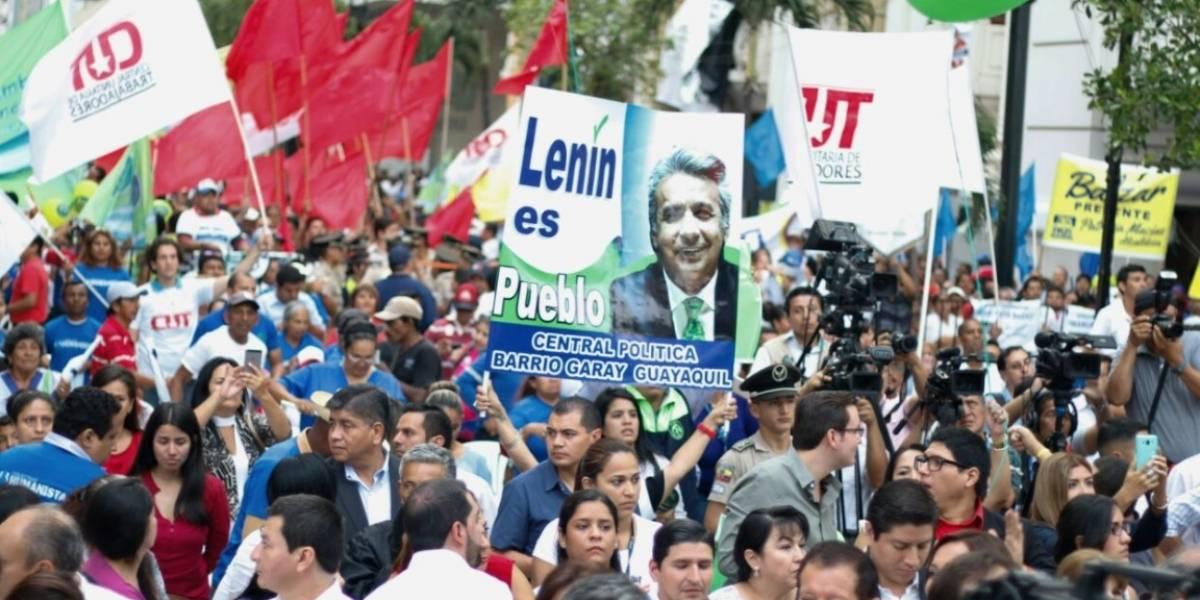 Lenín Moreno pedirá asesoramiento para Código del trabajo