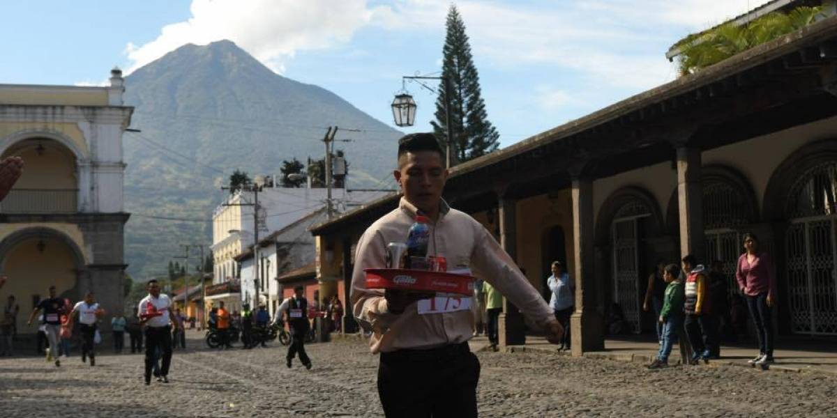 El miércoles se realizará la tradicional Carrera de Charolas en La Antigua
