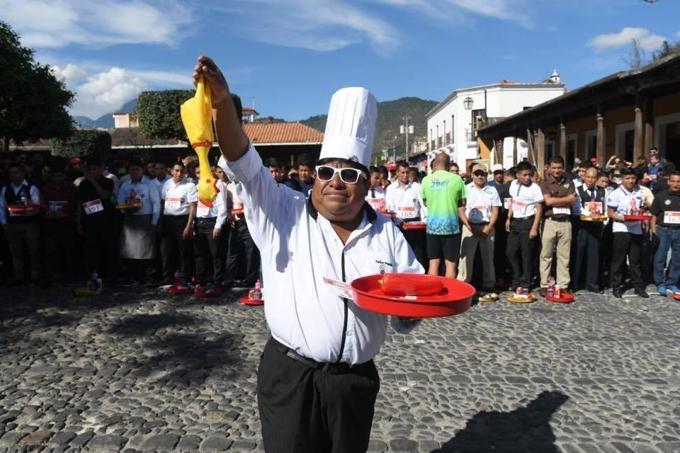 Antigua Guatemala es uno de los lugares más visitados en el país.