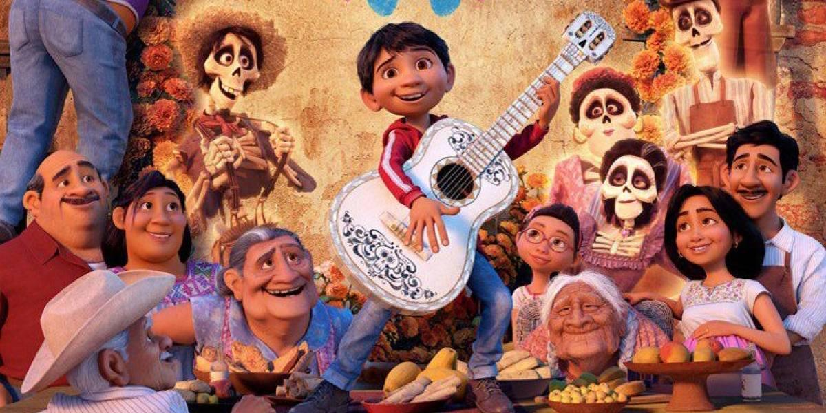 Coco, la película animada más vista en toda la historia en México