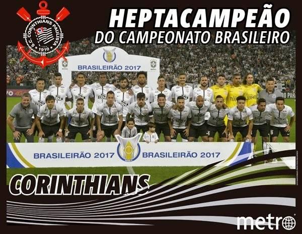Poster Corinthians