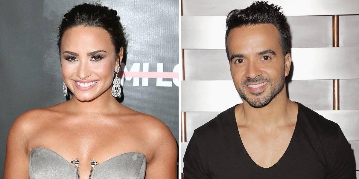 Demi Lovato comparte adelanto del tema con Luis Fonsi y así canta en español