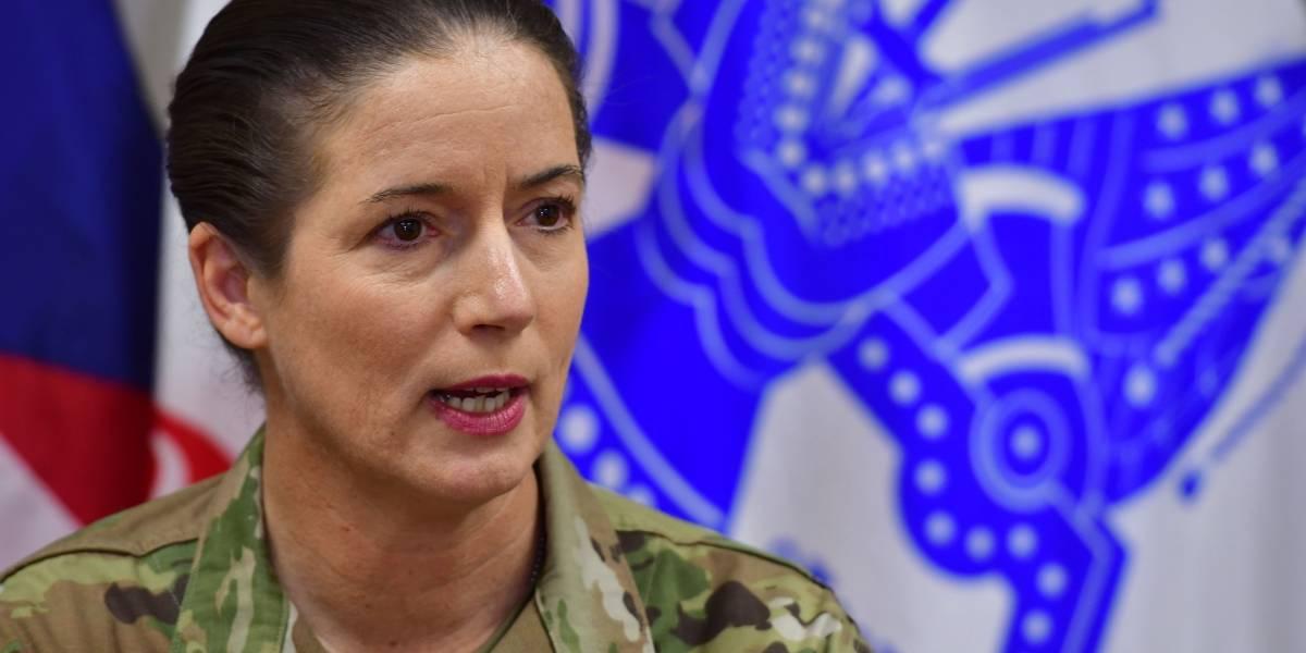 Inicia transición en el ejército tras salida de General Buchanan