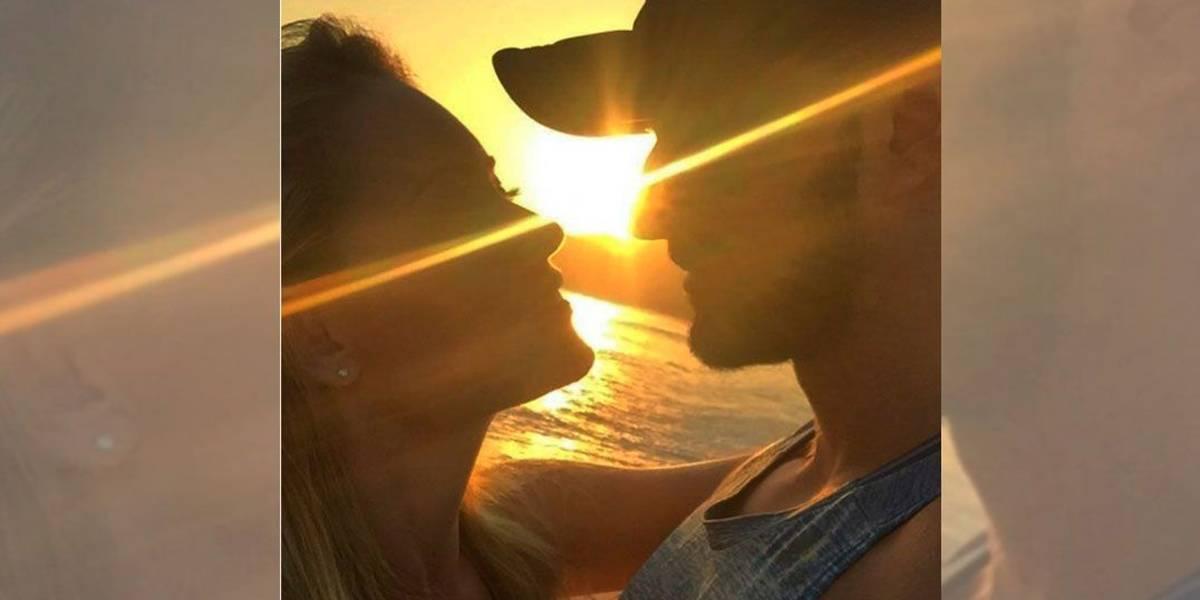 Ellen Rocche publica primeira foto com namorado