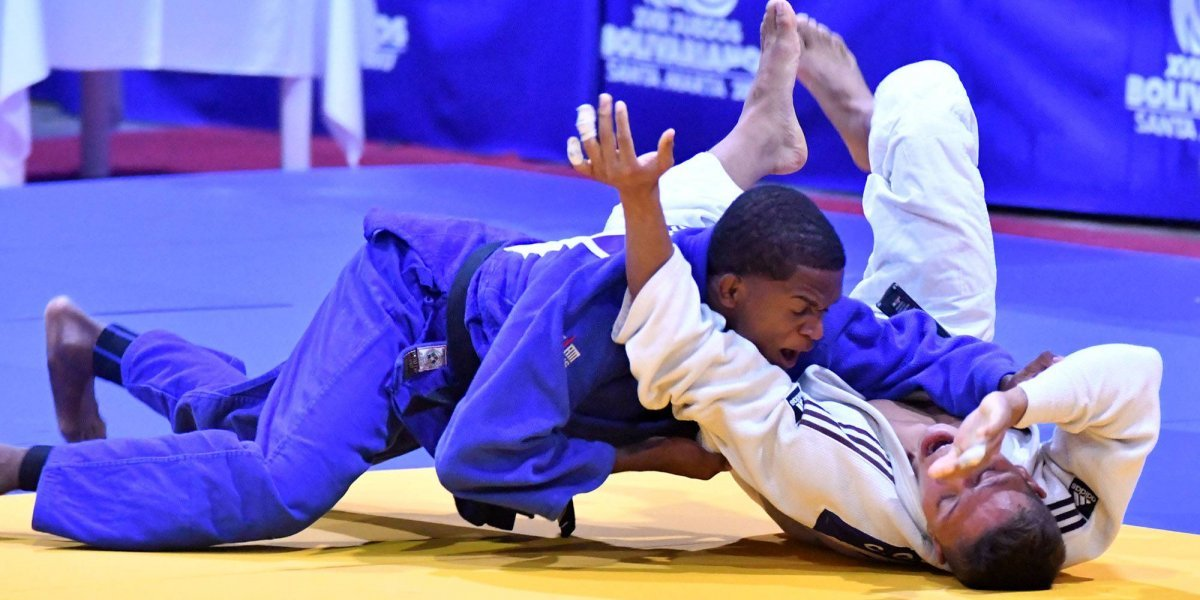 Judo: Bronce para equipo femenino en Bolivarianos