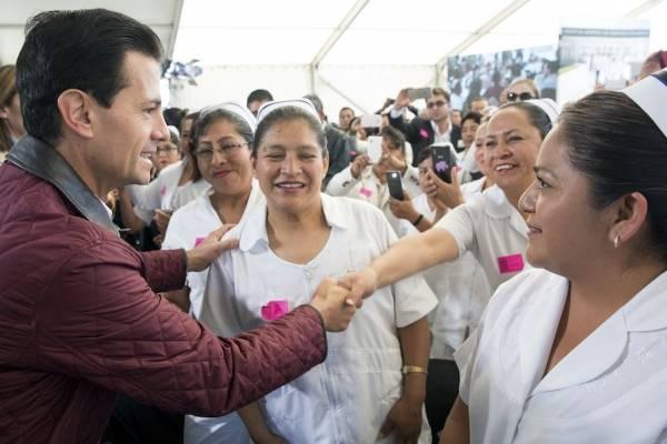 Peña Nieto hospital