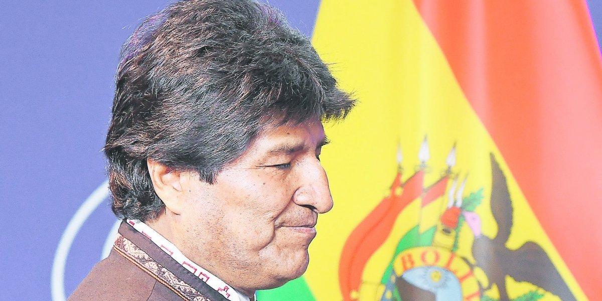 La novela de Evo Morales: espionaje, embajadas e intrigas