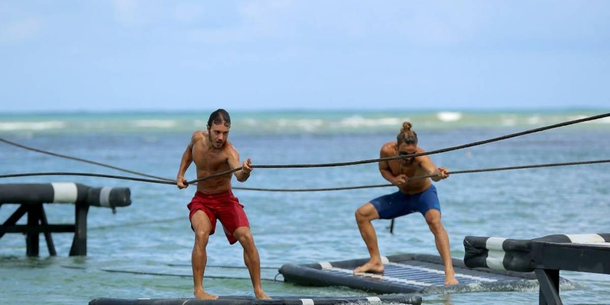 Exathlon Brasil: Participantes encaram Desafio da Arena no mar