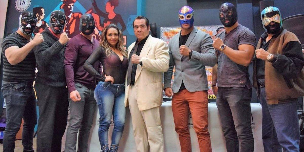 CMLL organizará función de homenaje a Universo 2000