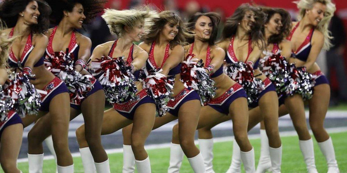 FOTOS: Las bellas cheerleaders de los Patriotas de Nueva Inglaterra