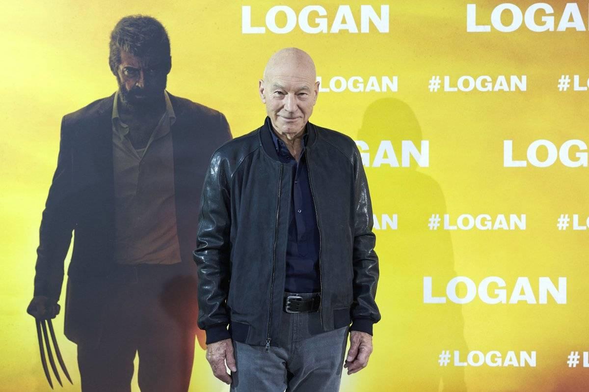 "Patrick Stweart volvió a dar vida a Charles Xavier en ""Logan"""
