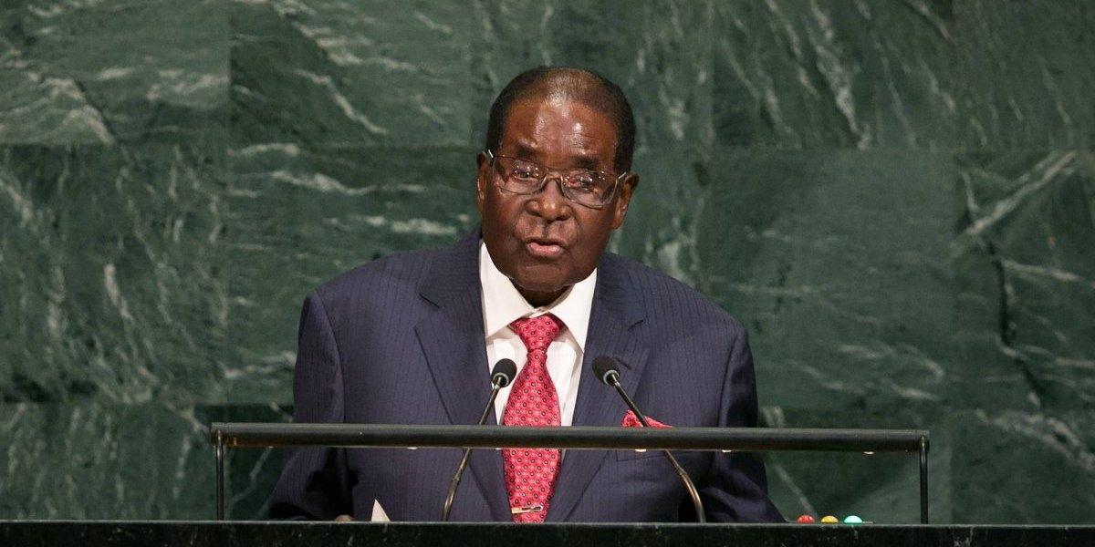 Robert Mugabe y los mandatarios más longevos aún en el poder