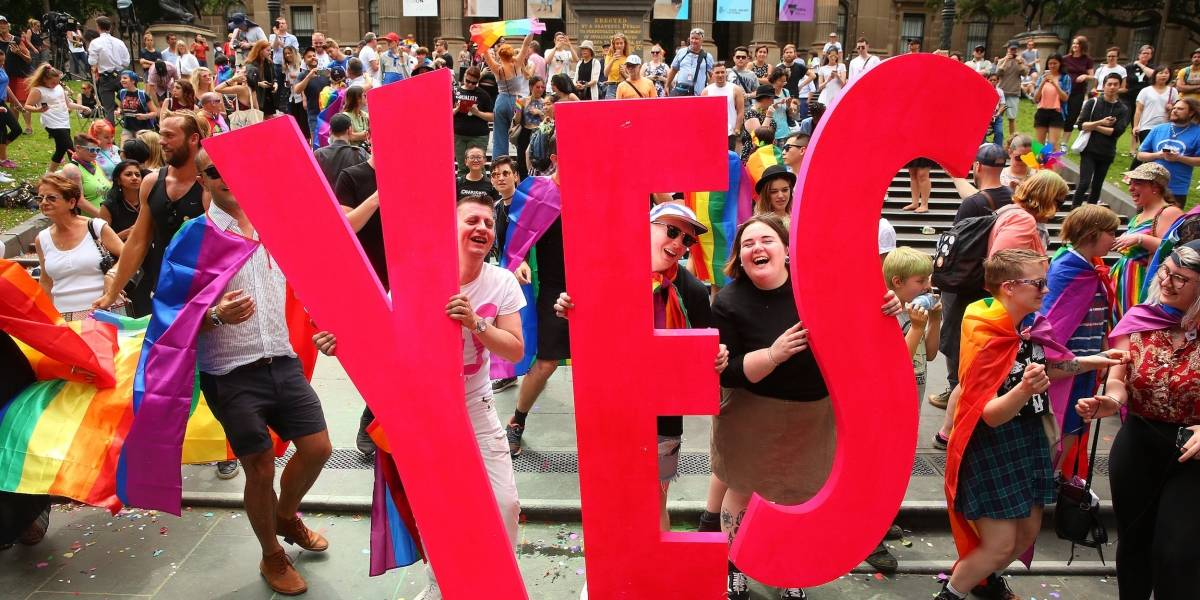 Australia legaliza el matrimonio entre parejas del mismo sexo