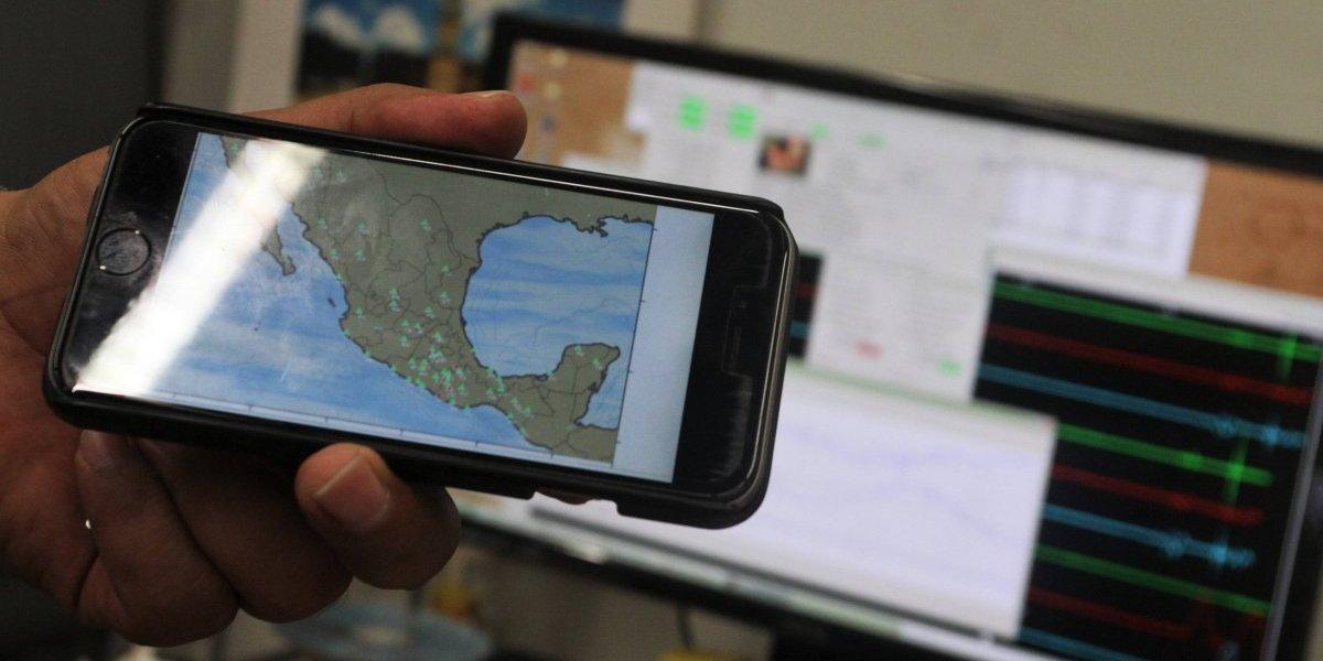 Reportan sismo con epicentro en Tlalpan