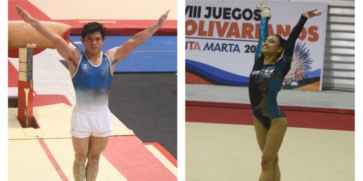 Jorge Vega y Ana Irene volverán a Guatemala tras su brillante actuación en Colombia