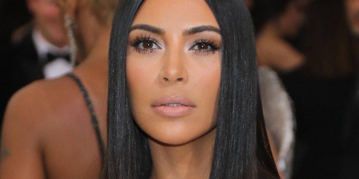 Kim Kardashian revela por accidente sexo de su bebé