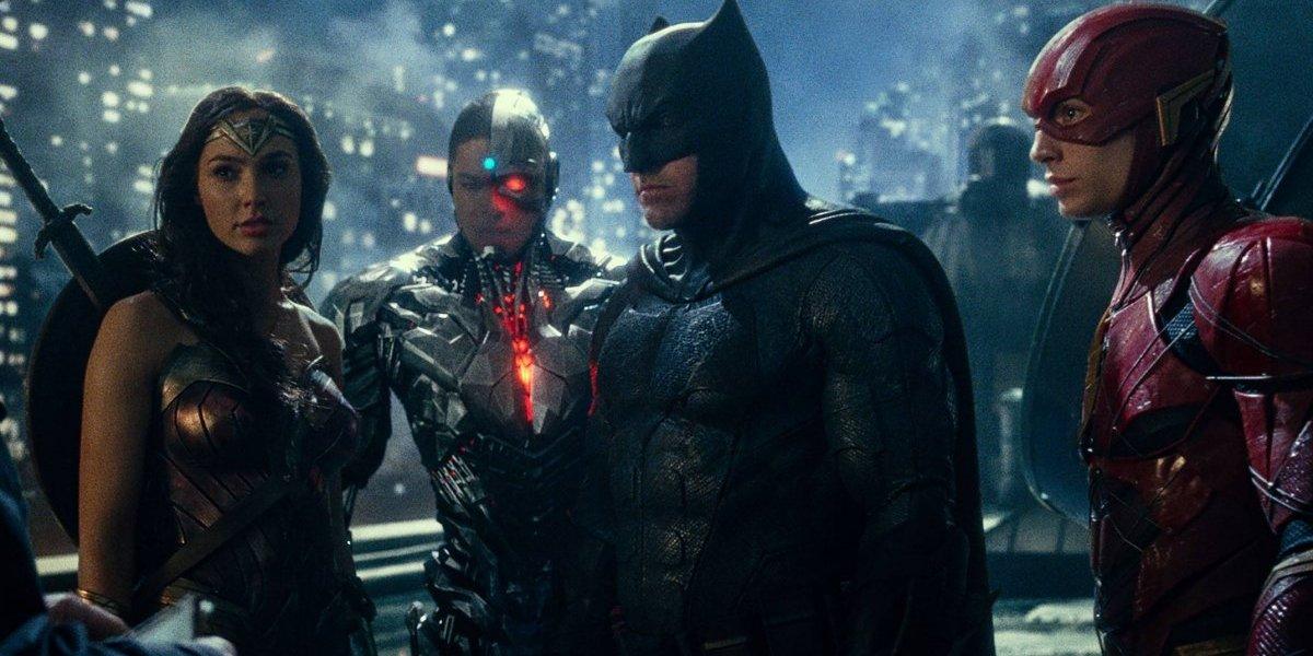 Justice League continúa enderezando el Universo Extendido de DC Cómics