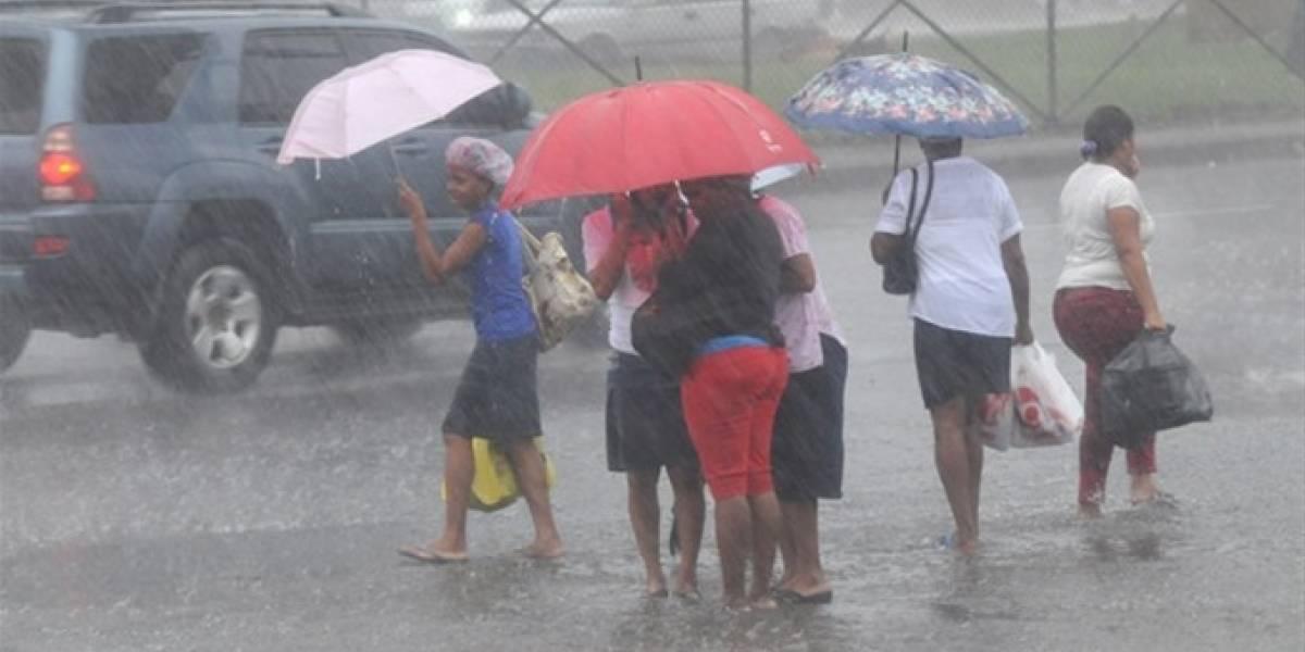 Onamet vaticina que los aguaceros seguirán fuertes