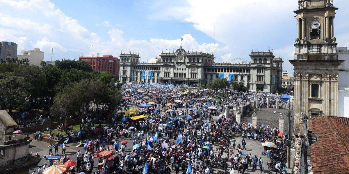 Convocan a manifestar este sábado para exigir la cancelación de FCN-Nación