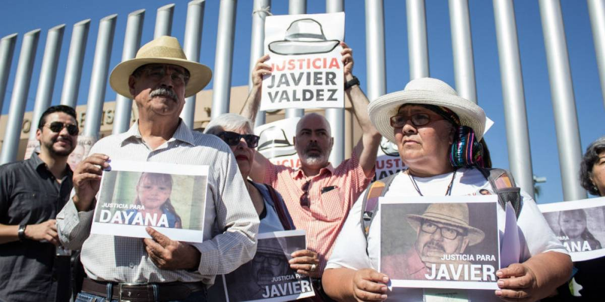 Se cumplen seis meses sin un móvil del asesinato de Javier Valdez