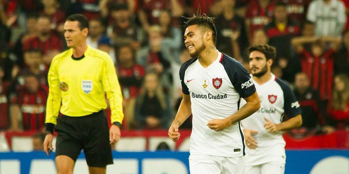Inter de Milán volvió a la carga para contratar a Paulo Díaz