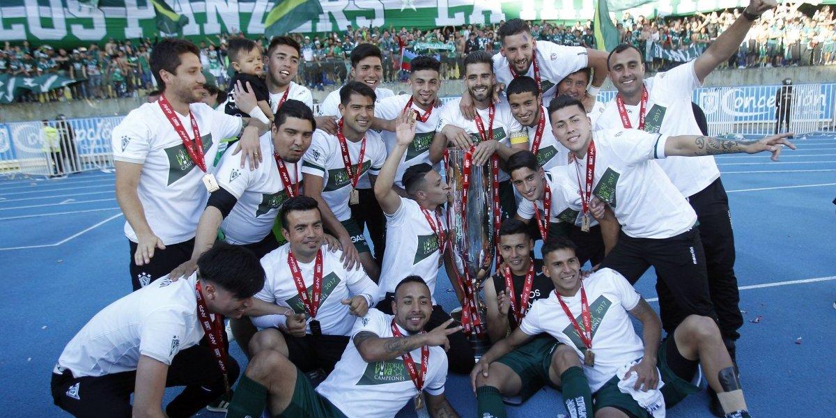 """""""Valparaíso celebra a sus campeones"""": El tremendo festejo que prepara Wanderers por la Copa Chile"""