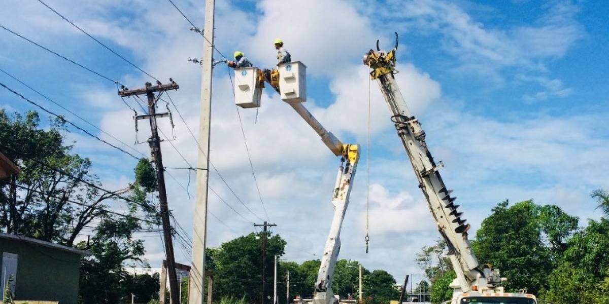 Sube y baja por ciento de generación de luz tras apagón