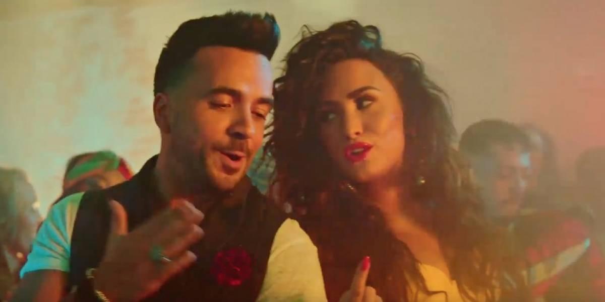Fonsi presenta su nueva canción con Demi Lovato