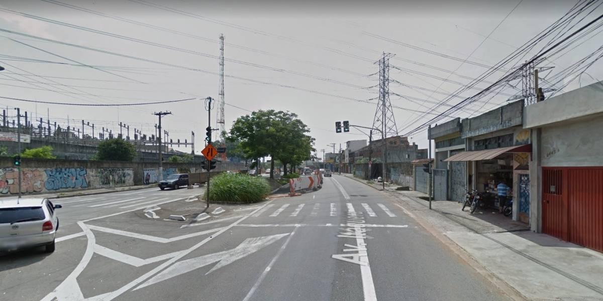 Em obras, avenida Itaquera ficará interditada por 30 dias