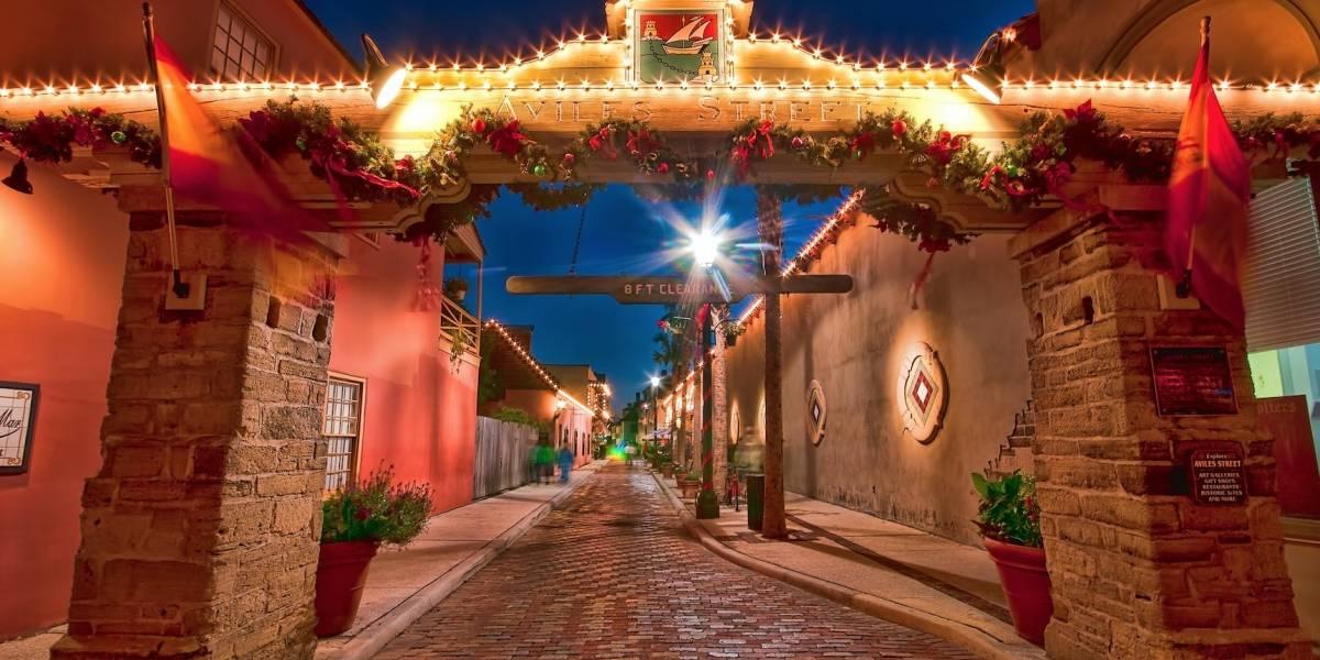San Agustín colocará tres millones de lucecitas para celebrar el inicio navideño