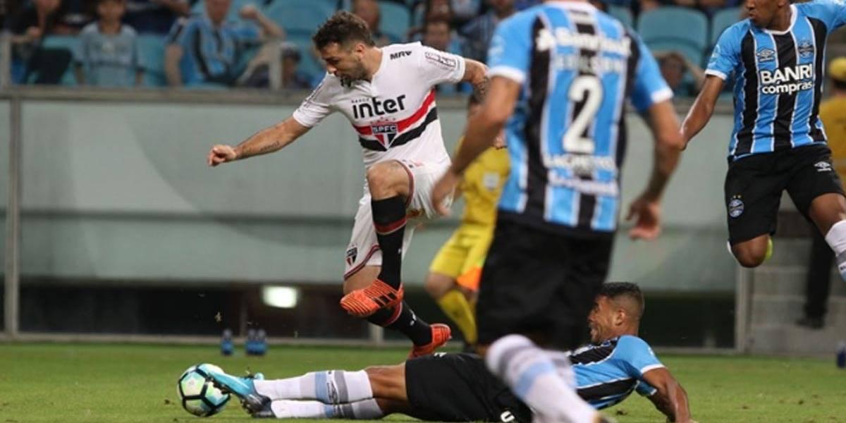 Grêmio vence em casa e São Paulo ainda se preocupa com o rebaixamento