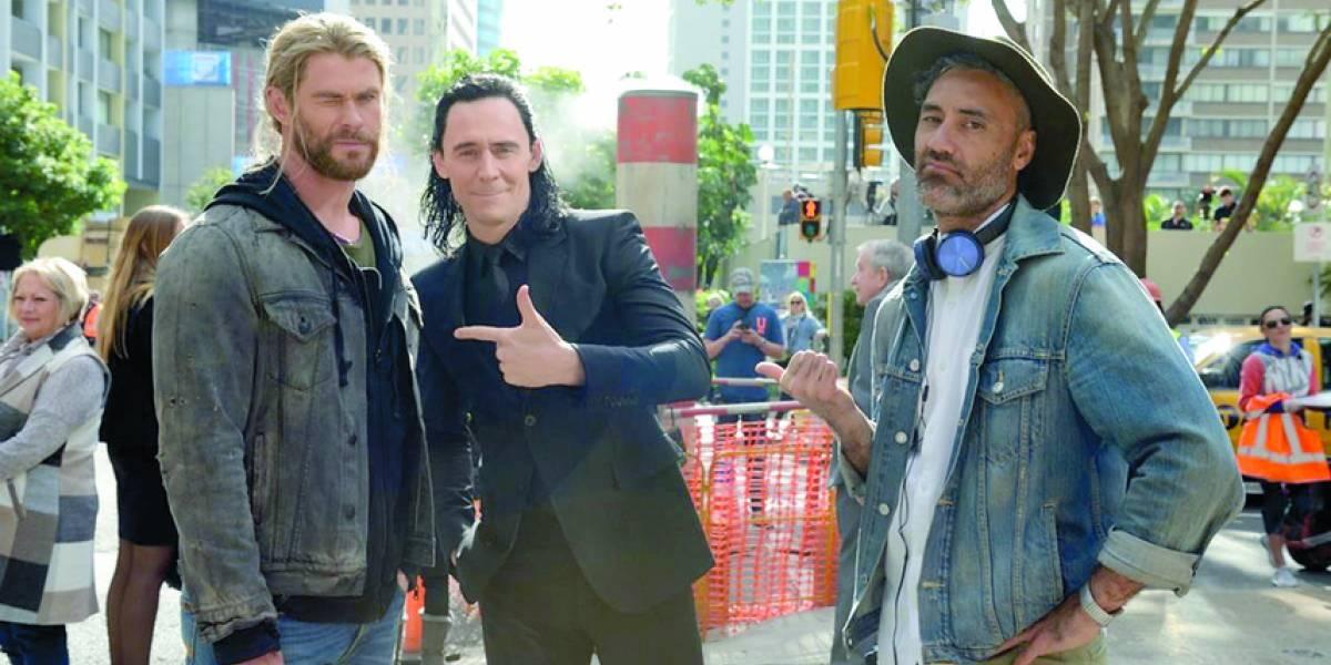 """Taika Waititi: """"Thor era un reto y una oportunidad"""""""