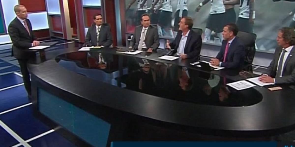 VIDEO: Comentaristas de México y Colombia 'se calientan' por el tema de Osorio