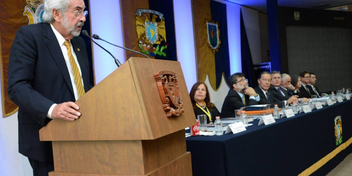 UNAM trabajará con el INE en las próximas elecciones: Graue