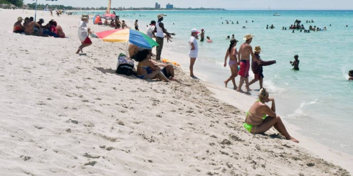 Varadero espera alcanzar récord de 1,6 millones de turistas al cierre de 2017