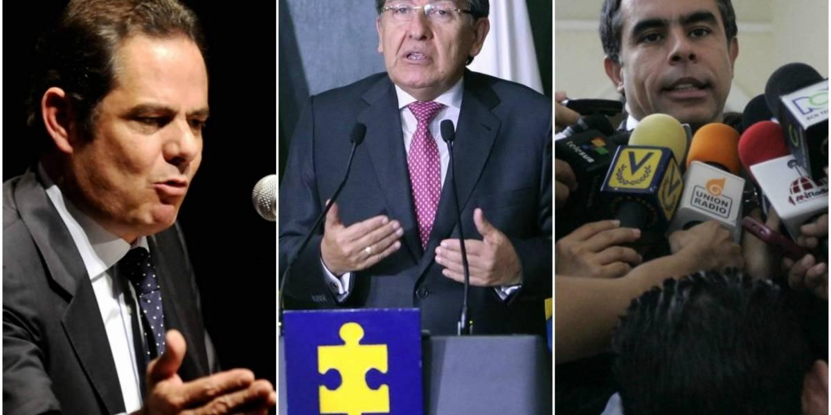 La Fiscalía está capturada por la campaña de Vargas Lleras, afirma Armando Benedetti