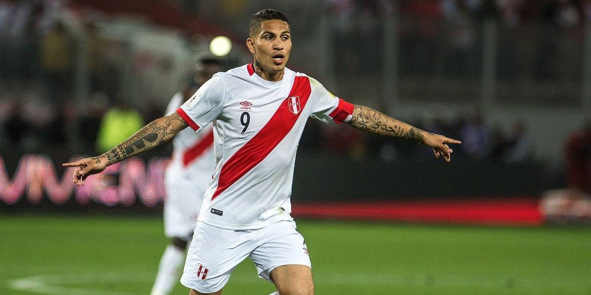 Abogados define estrategia para su defensa ante FIFA — Paolo Guerrero