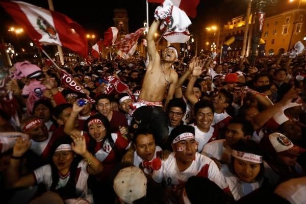 Perú vuelve a un Mundial