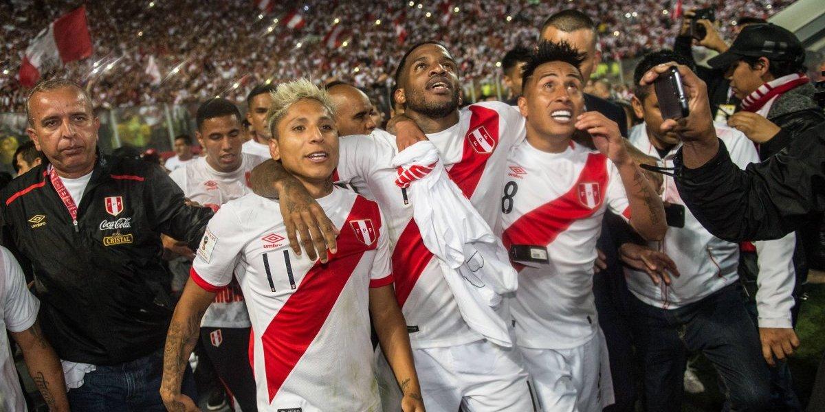 Perú despertó de las pesadillas y alcanzó un Mundial con el que soñó 36 años