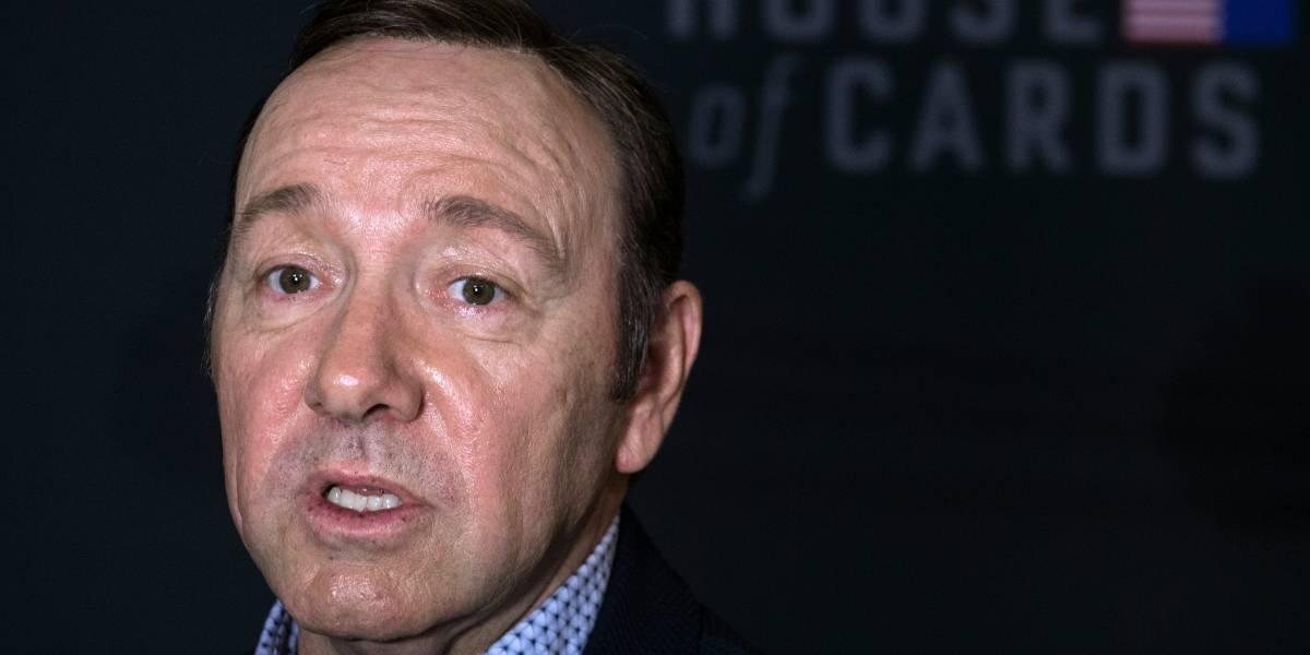 """Kevin Spacey suma 20 nuevas denuncias por """"conducta inapropiado"""""""