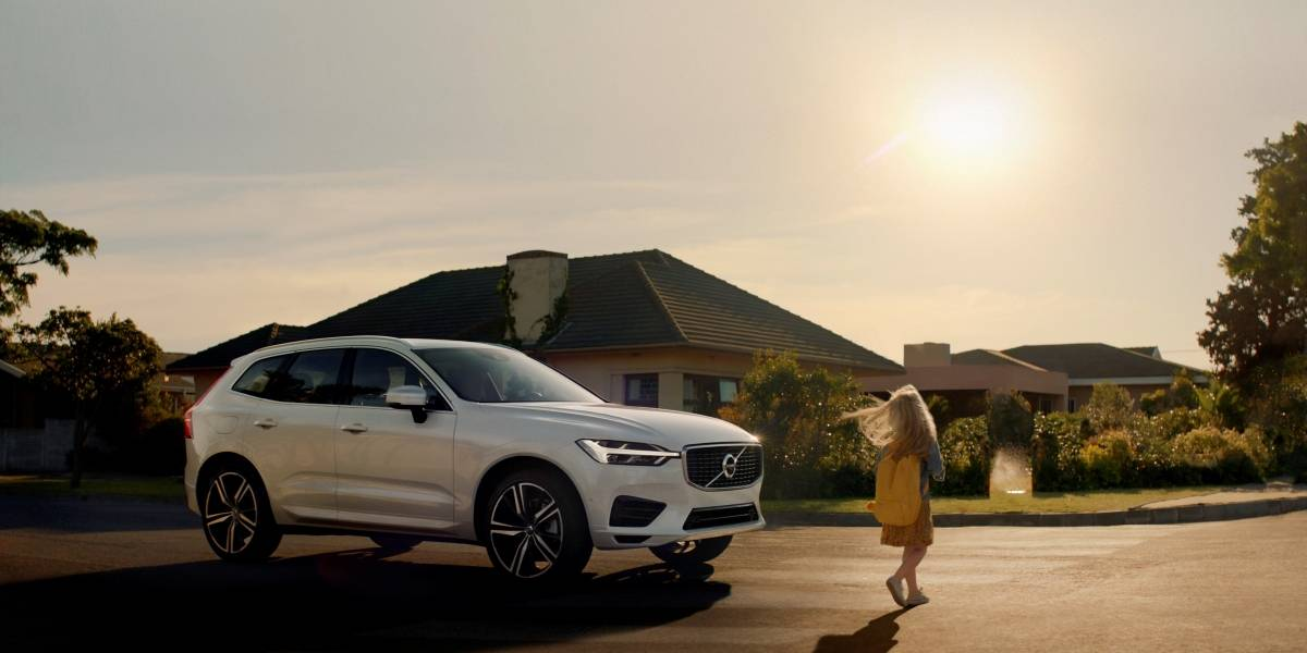 Según la Euro NCAP, la seguridad del nuevo Volvo XC60 se acerca a la perfección