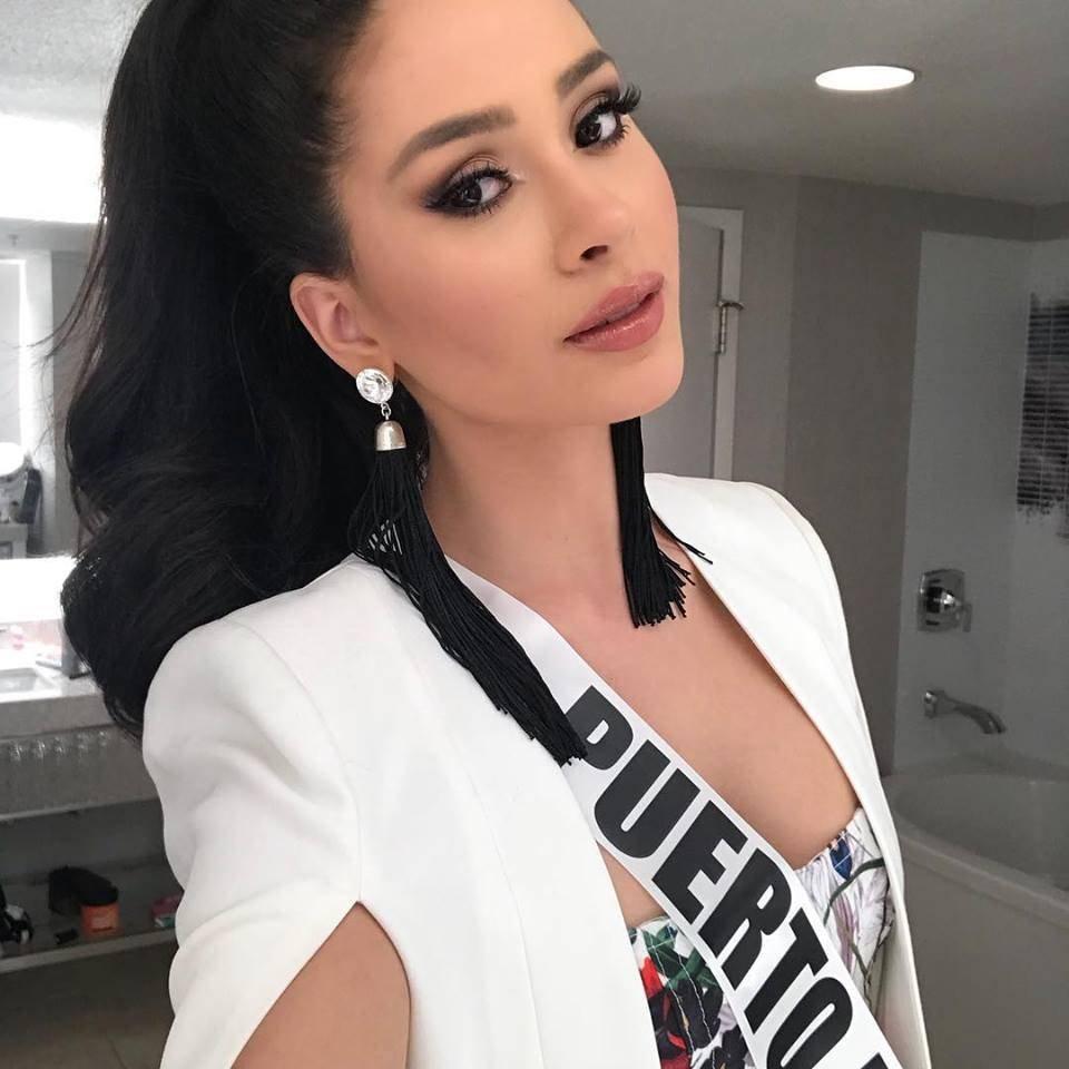 Danna Hernández continúa destacándose en la edición 66 del certamen. vía Instagram