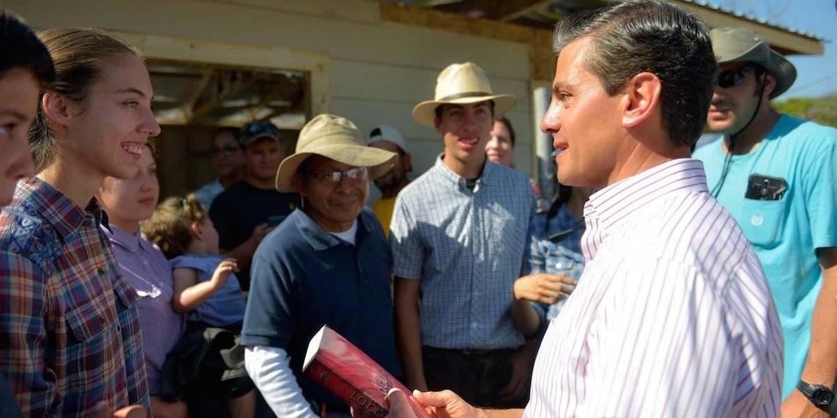 Comienza repartición de tarjetas para reconstrucción en Morelos
