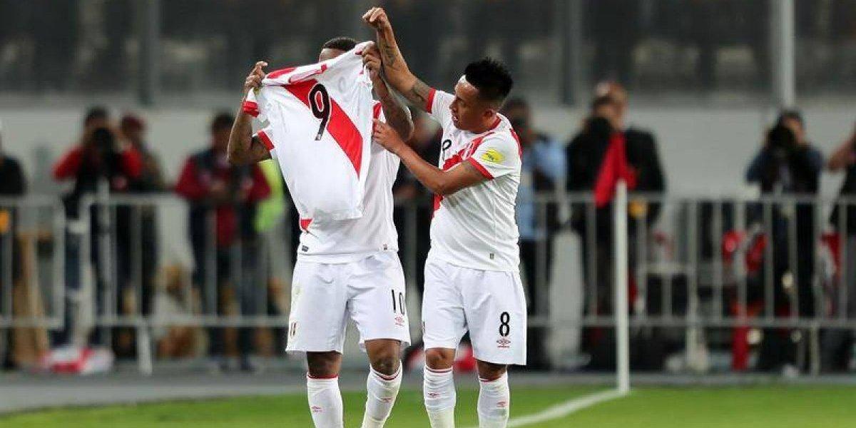 Perú es un país Guerrero