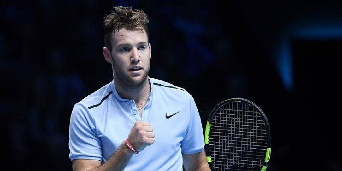 La sorprendente historia de Jack Sock: De jugar tenis con su hermano a instalarse en las s semifinales del Masters