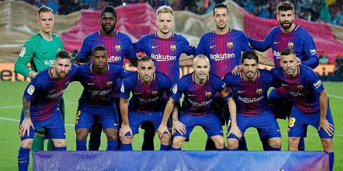 Barcelona es el equipo más popular en el planeta