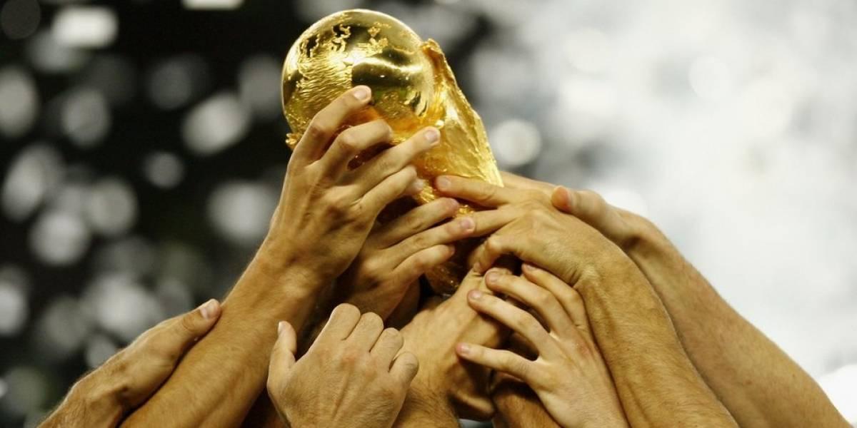 Los países clasificados al Mundial de Rusia 2018